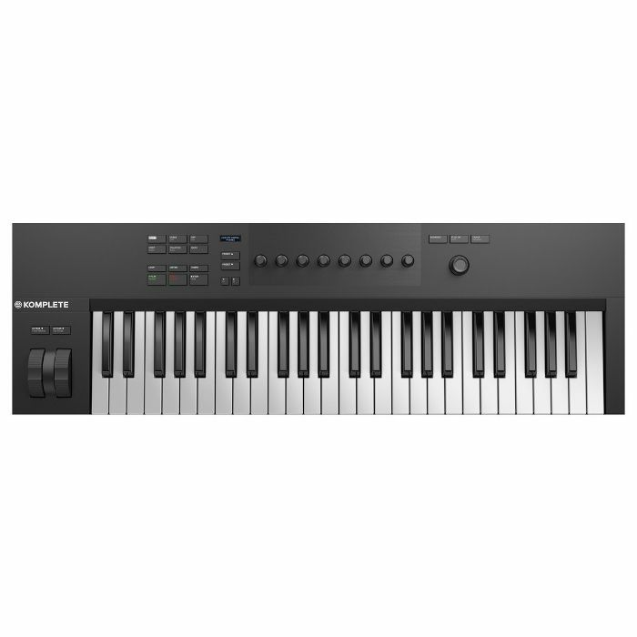NATIVE INSTRUMENTS - Native Instruments Komplete Kontrol A49 Semi Weighted USB MIDI Keyboard