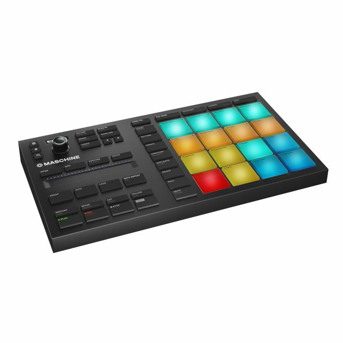 NATIVE INSTRUMENTS - Native Instruments Maschine Mikro MK3 Music Production & Performance Instrument