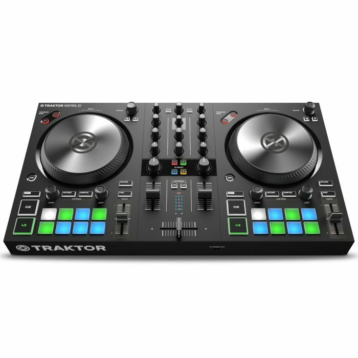 NATIVE INSTRUMENTS - Native Instruments Traktor Kontrol S2 Mk3 USB DJ Controller