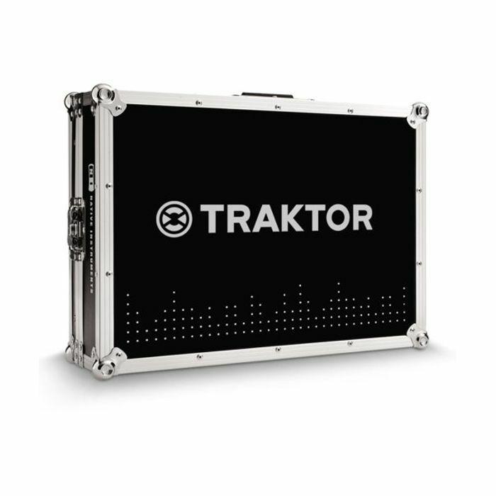 NATIVE INSTRUMENTS - Native Instruments Flight Case For Traktor Kontrol S4 MK3 & Traktor Kontrol S5 DJ Controllers