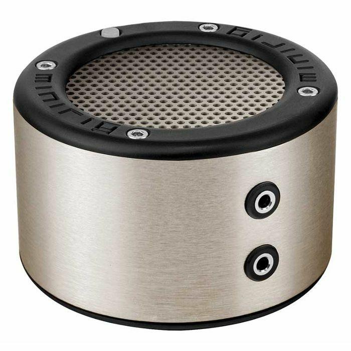 MINIRIG - Minirig Mini Portable Rechargeable Bluetooth Speaker (brushed aluminium)