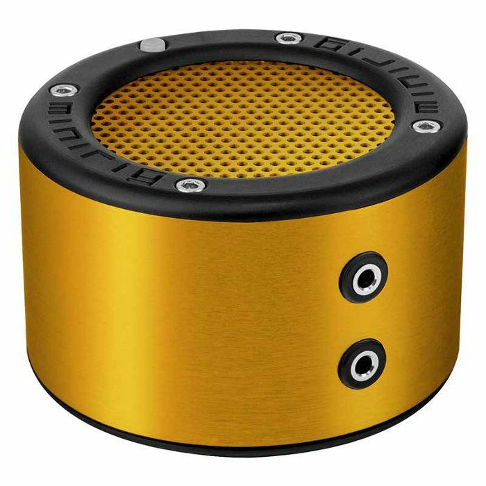 MINIRIG - Minirig Mini Portable Rechargeable Bluetooth Speaker (gold)