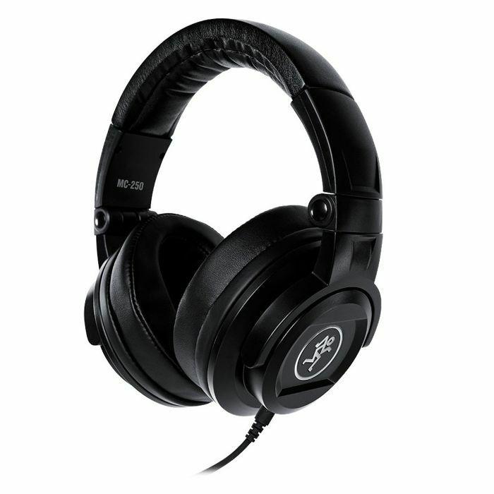 MACKIE - Mackie MC-250 Pro Closed Back Studio Headphones