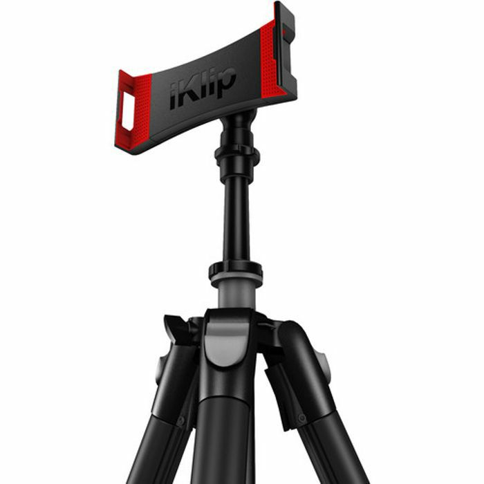 IK MULTIMEDIA - IK Multimedia iKlip 3 Video Universal Tripod Mount Stand For iPad & Other Tablets