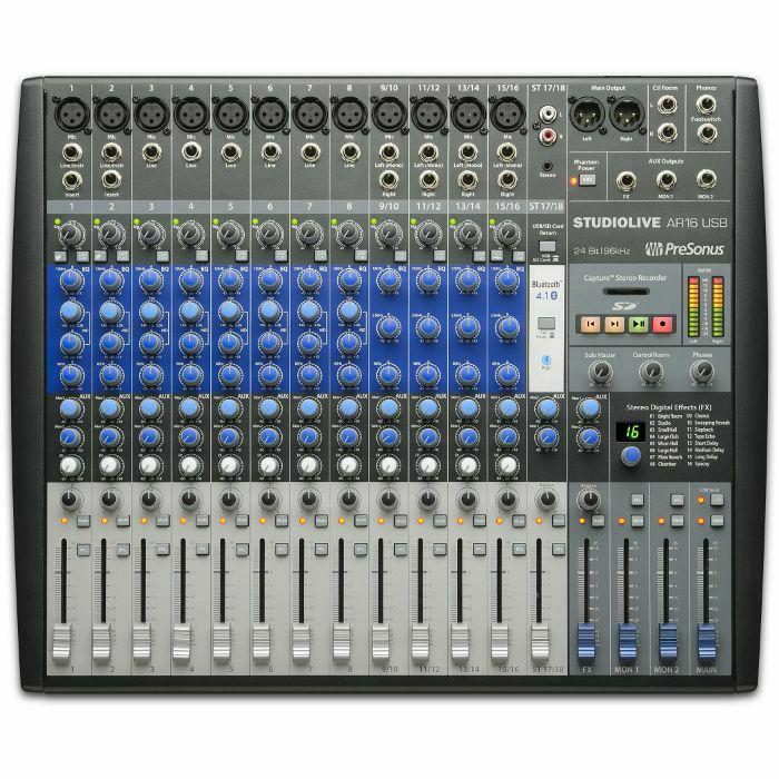 PRESONUS - Presonus StudioLive AR16 USB Mixer (B-STOCK)