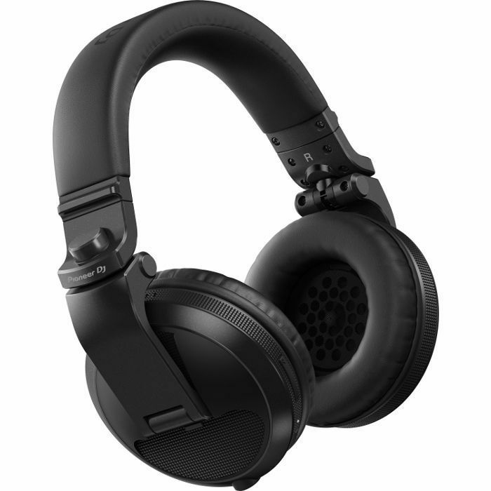 PIONEER - Pioneer HDJ X5BT Bluetooth DJ Headphones (metallic black)