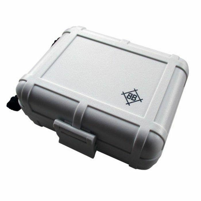 STOKYO - Stokyo Black Box DJ Turntable Cartridge Case (white edition)