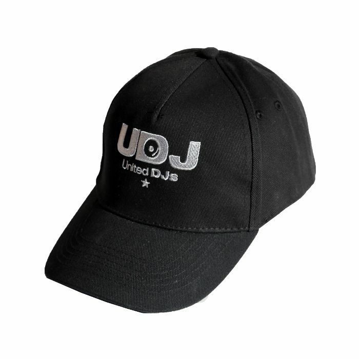 Dmc United Djs Baseball Cap (black) Vinyl At Juno Records.