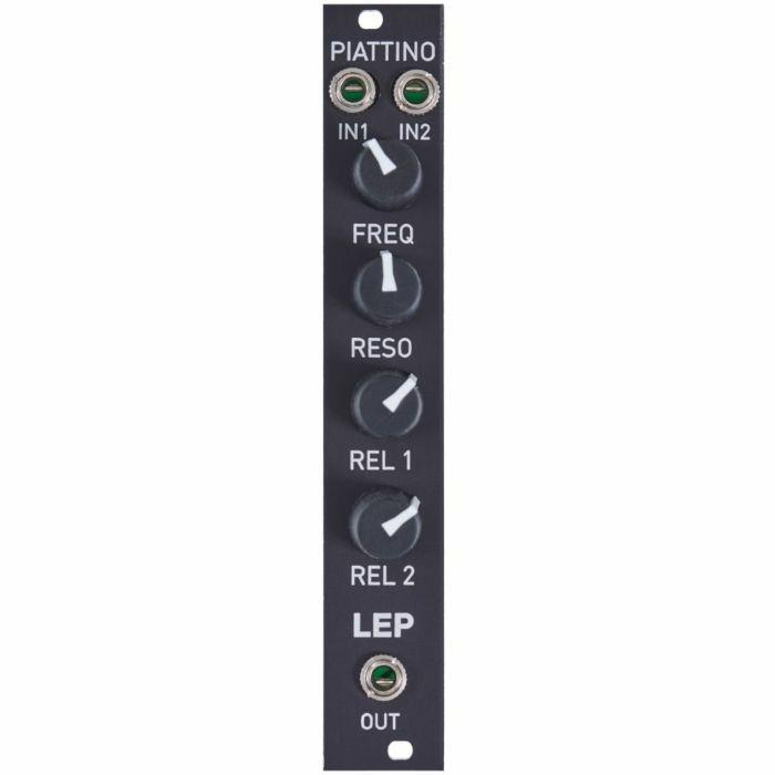 LEP - LEP Piattino Analogue Drum & Filter Module