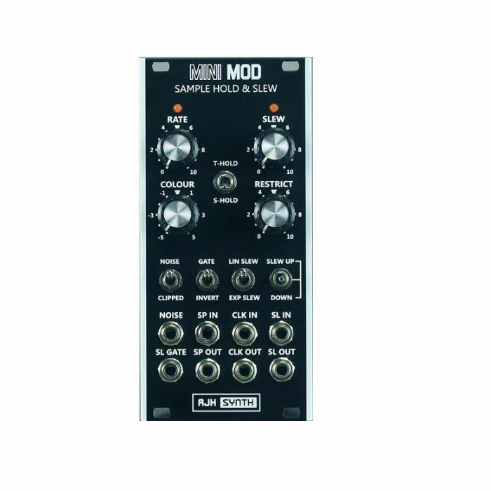 AJH Synth Mini Mod Sample Hold & Slew Module (schwarz)