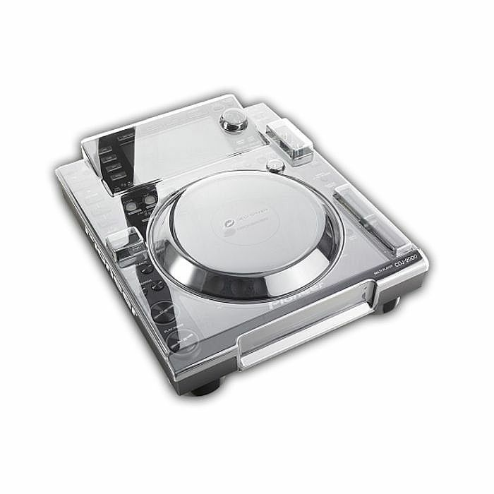 DECKSAVER - Decksaver Pioneer CDJ2000 Nexus Cover & Faceplate (smoked clear) (B-STOCK)