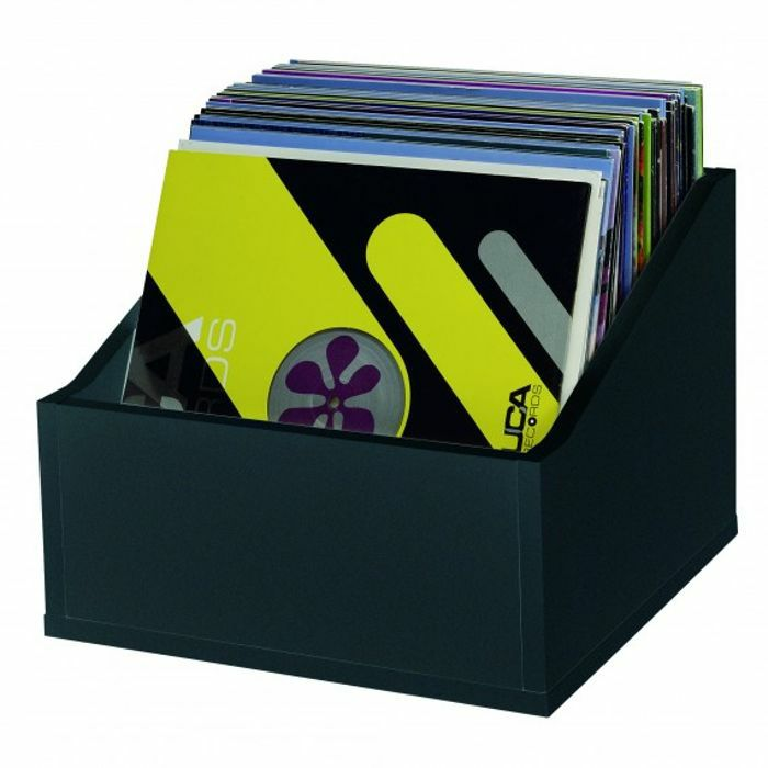 GLORIOUS - Glorious 12 Inch LP Vinyl Record Storage Box Advanced 110 (black)