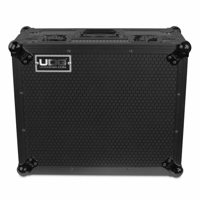 UDG - UDG Multi Format Turntable Hard Flight Case For Technics 1200/1210 MK2/MK5, Pioneer PLX-1000 & Others (black)