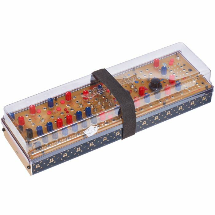 ENDORPHIN.ES - Endorphin.es Shuttle Full System Modular Synthesiser With Decksaver Cover & Adhesive Strip