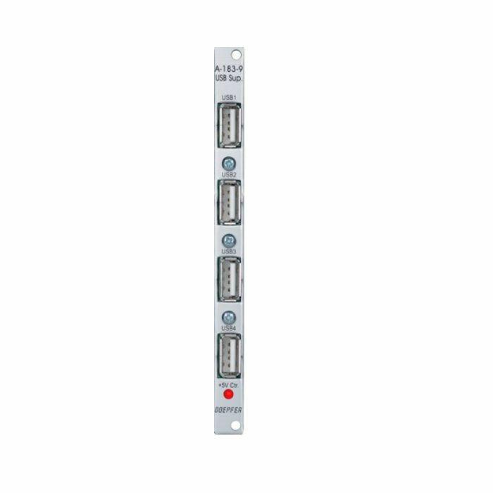 DOEPFER - Doepfer A-183-9 Quad USB Power Supply Module
