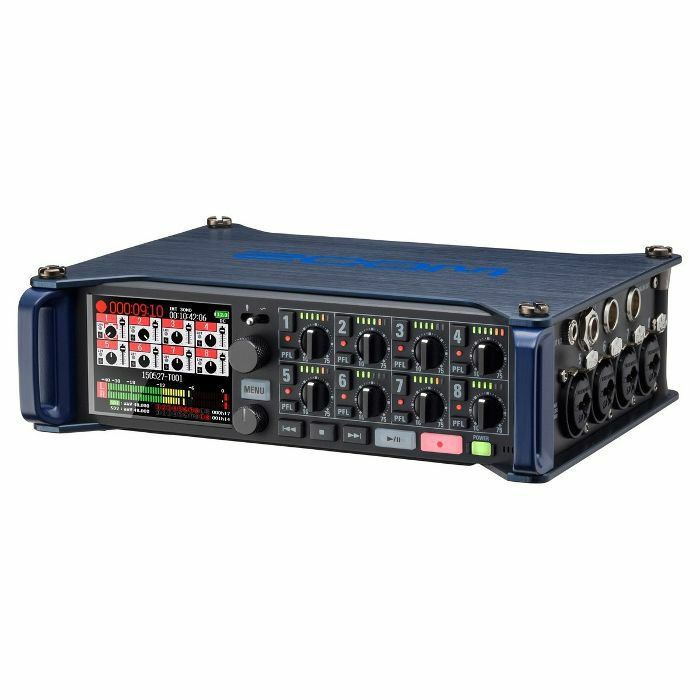ZOOM - Zoom F8n Field Recorder & USB Audio Interface