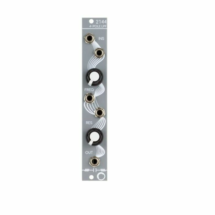 ELECTROSMITH - Electrosmith 2144 LPF 4 Pole Low Pass Filter Module (assembled)