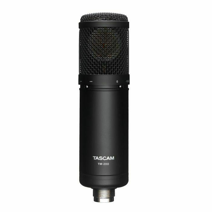 TASCAM - Tascam TM280 Large Diaphragm Cardioid Condenser Microphone (B-STOCK)
