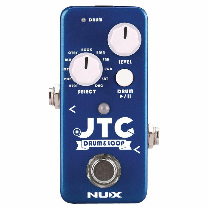 NUX - NUX JTC Drum & Loop Pedal