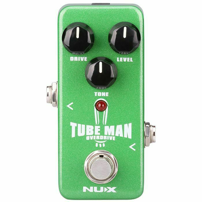 NUX - NUX NOD-2 Tube Man MKII Overdrive Pedal