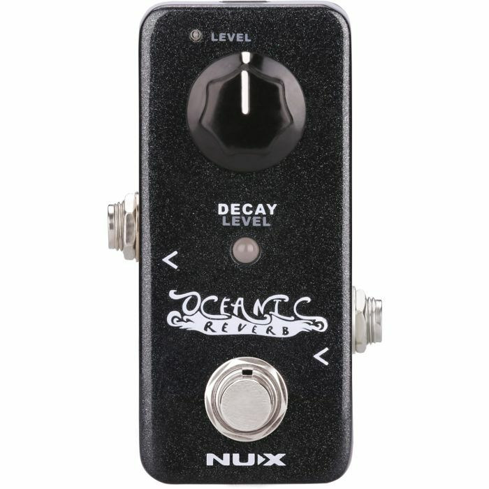 NUX - NUX Oceanic Digital Reverb Pedal