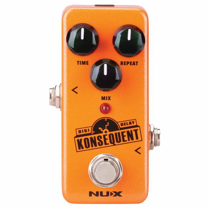 NUX - NUX Konsequent Digital Delay Pedal