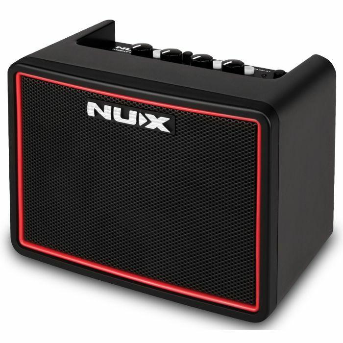 NUX - NUX Mighty Lite BT Bluetooth Portable Guitar Amplifier