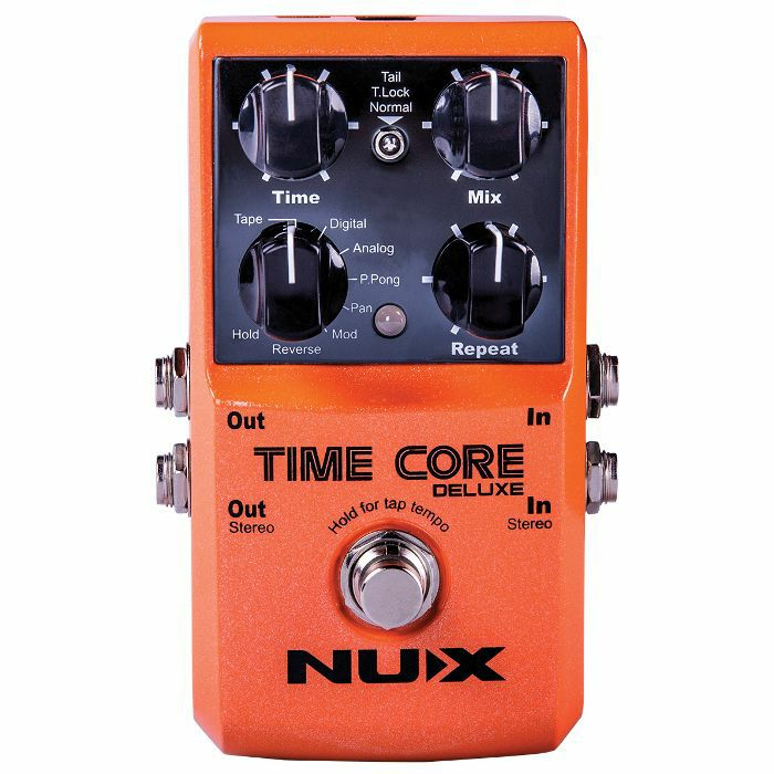 NUX - NUX Time Core Deluxe Delay Pedal