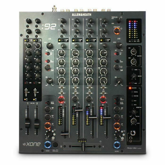 ALLEN & HEATH - Allen & Heath Xone 92 DJ Mixer (B-STOCK)