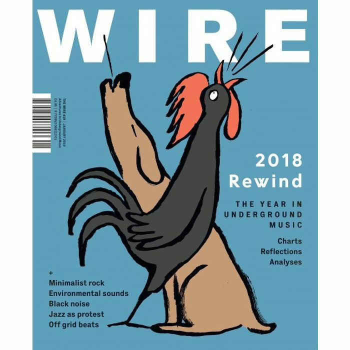 WIRE MAGAZINE - Wire Magazine: January 2019 Issue #419