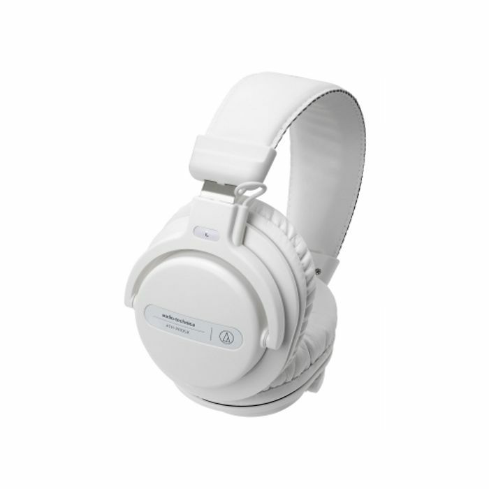 AUDIO TECHNICA - Audio Technica ATH PRO5X DJ Monitor Headphones (white)