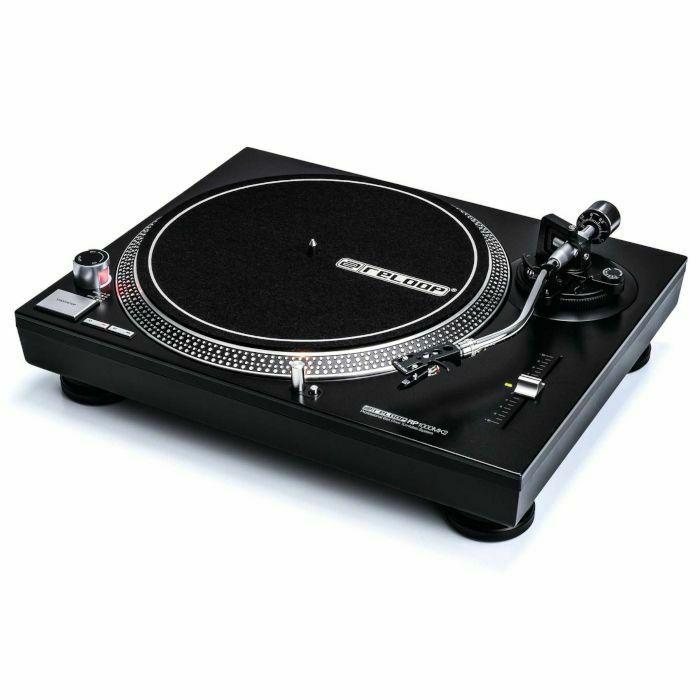 RELOOP - Reloop RP-1000MK2 Belt Drive DJ Turntable