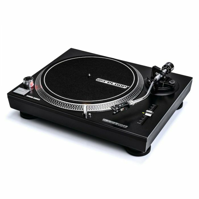 RELOOP - Reloop RP2000 USB MK2 Direct Drive DJ Turntable
