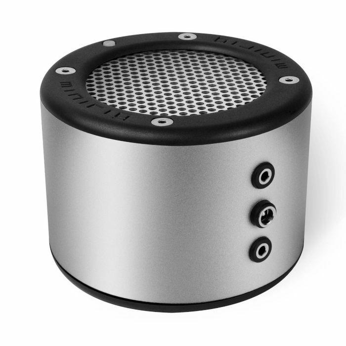 MINIRIG - Minirig 3 Portable Rechargeable Bluetooth Speaker (brushed aluminium)