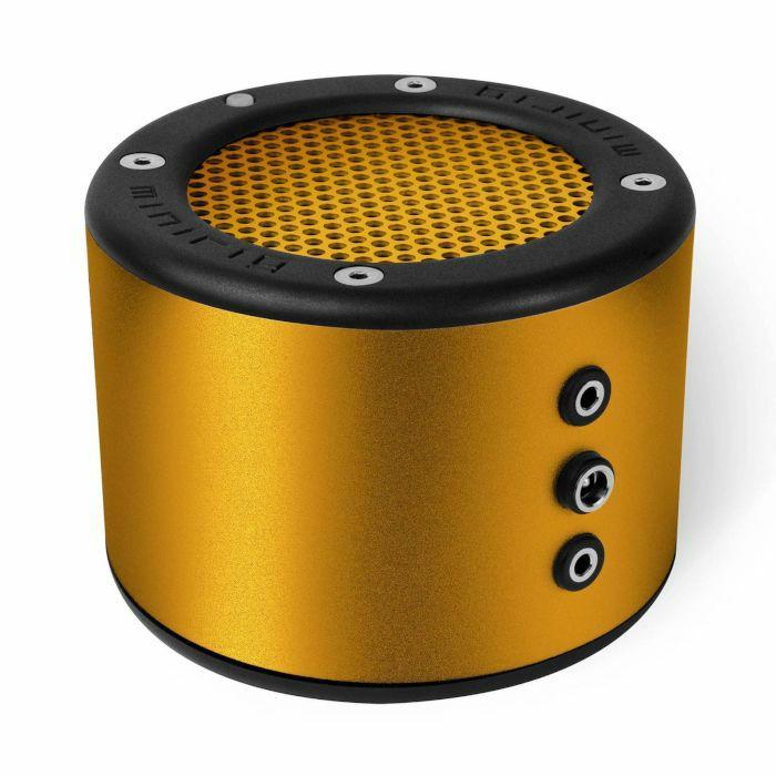 MINIRIG - Minirig 3 Portable Rechargeable Bluetooth Speaker (gold)