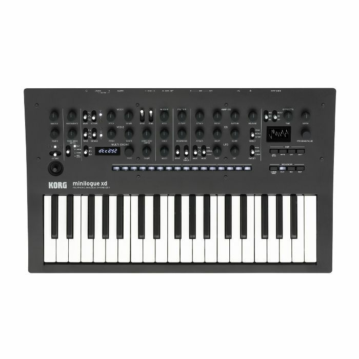 KORG - Korg Minilogue XD 4 Voice Polyphonic Analogue Keyboard Synthesiser