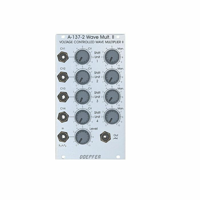 DOEPFER - Doepfer A-137-2 Voltage Controlled Wave Multiplier II Module