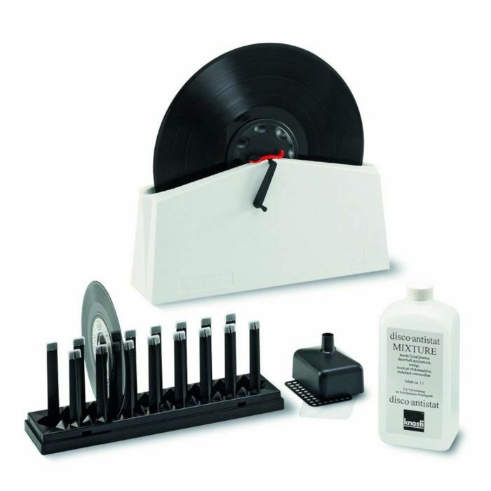 KNOSTI - Knosti Disco Antistat Generation II Record Cleaning Unit