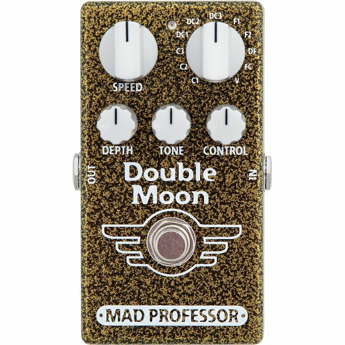 MAD PROFESSOR - Mad Professor Double Moon Modulation Pedal