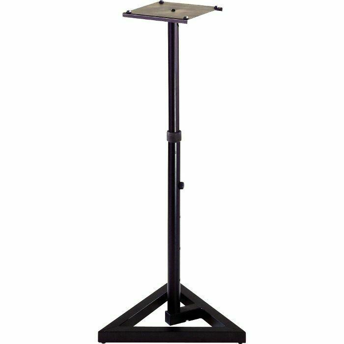 QUIKLOK - Quiklok BS300 Height Adjustable Near Field Monitor Stand (black) (B-STOCK)