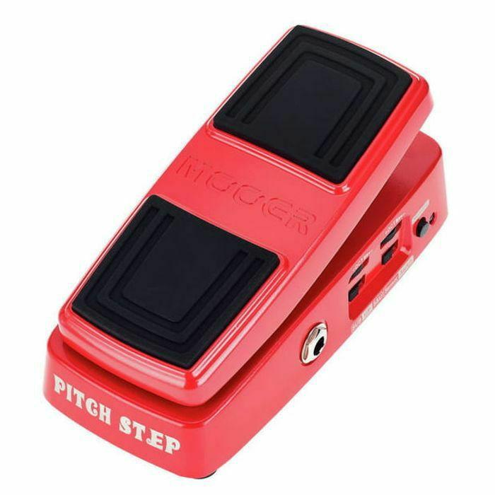 MOOER - Mooer Pitch Step Polyphonic Pitch Shifter & Harmonizer Pedal (B-STOCK)