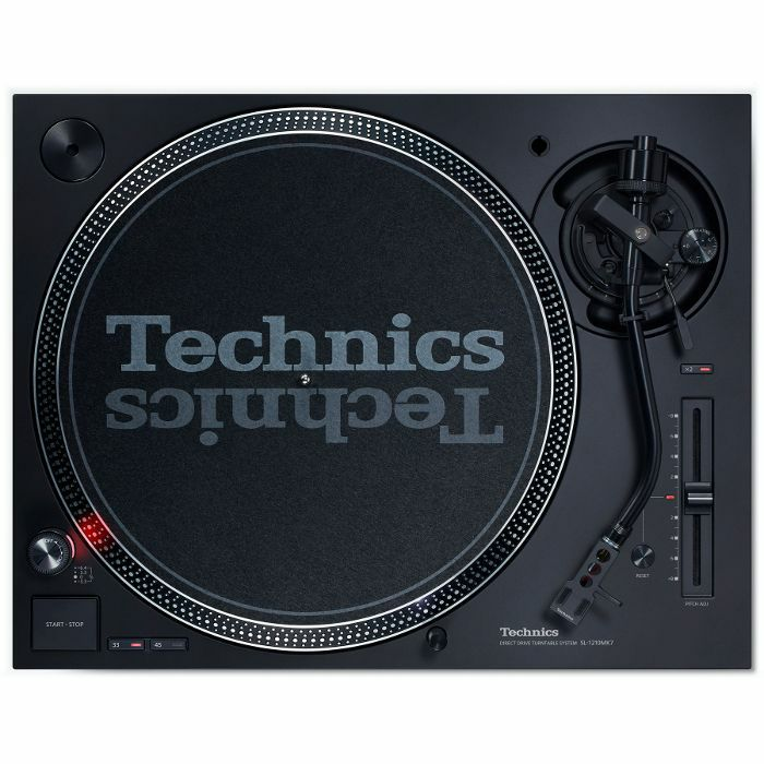 TECHNICS - Technics SL1210 MK7 Direct Drive DJ Turntable