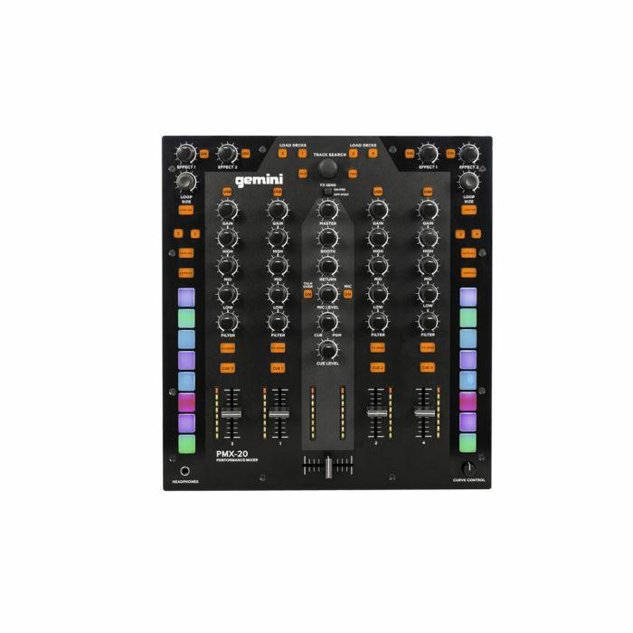 GEMINI - Gemini PMX20 4 Channel DJ Mixer