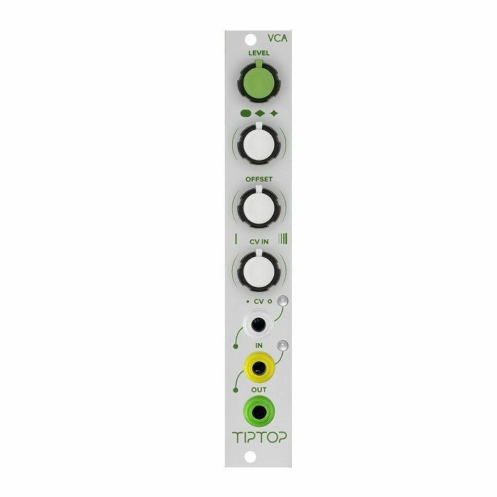 TIPTOP AUDIO - Tiptop Audio VCA Voltage Controlled Amplifier Module