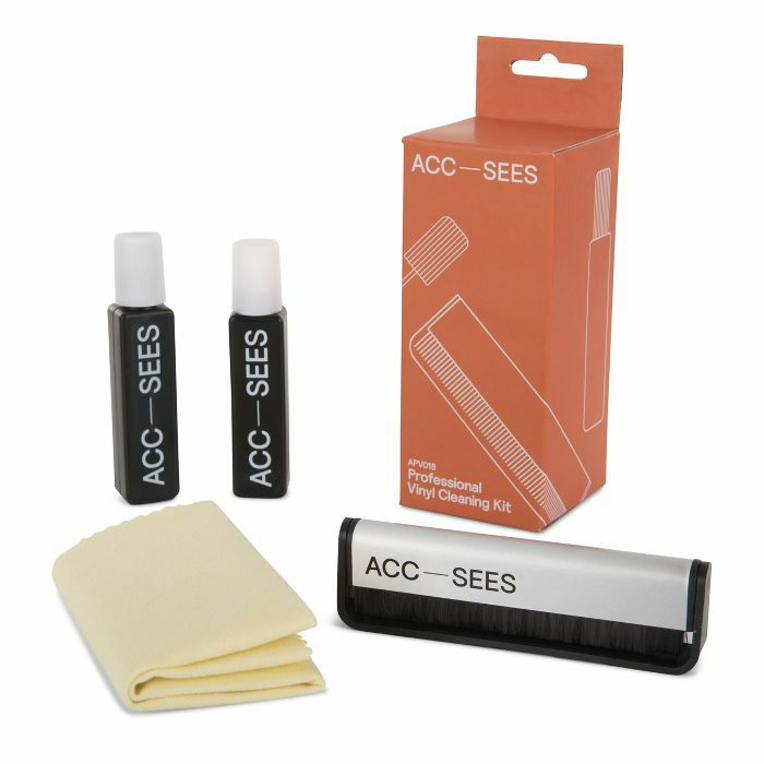 ACC SEES - Acc Sees Professional Vinyl Cleaning Kit