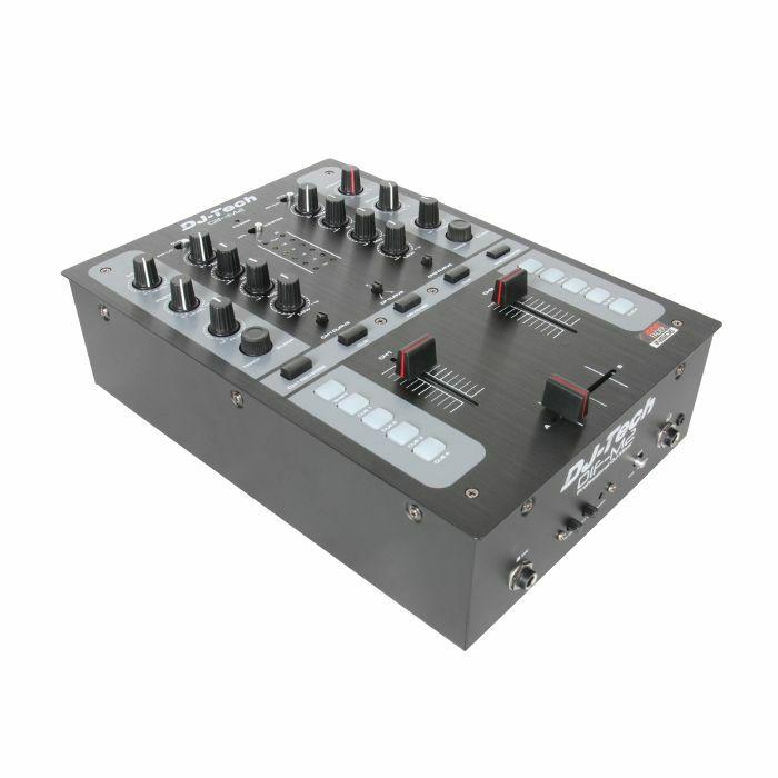 DJ TECH - DJ Tech DIFM2 2 Channel DJ Scratch Mixer