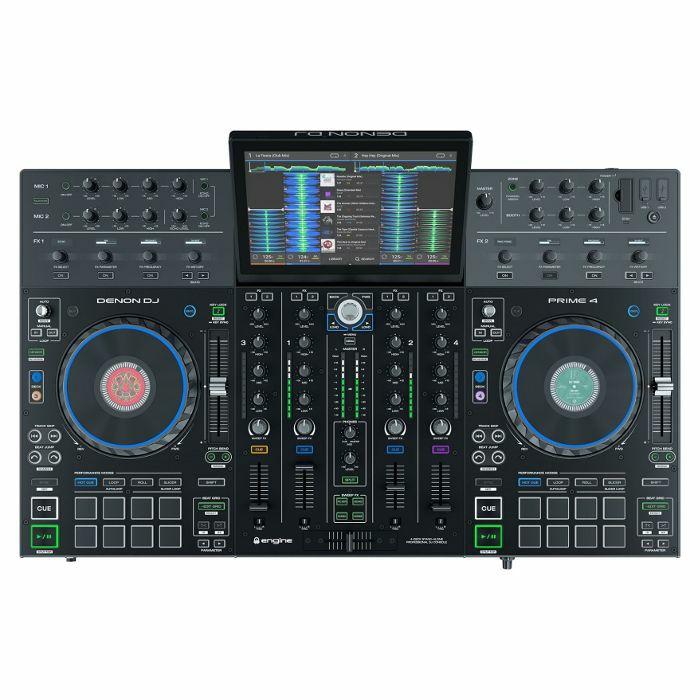 DENON - Denon Prime 4 Standalone DJ System