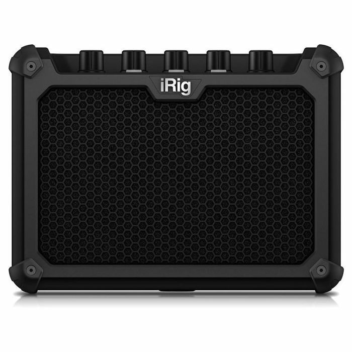 IK MULTIMEDIA - IK Multimedia iRig Micro Amp Guitar Amplifier With Integrated iOS & USB Interface