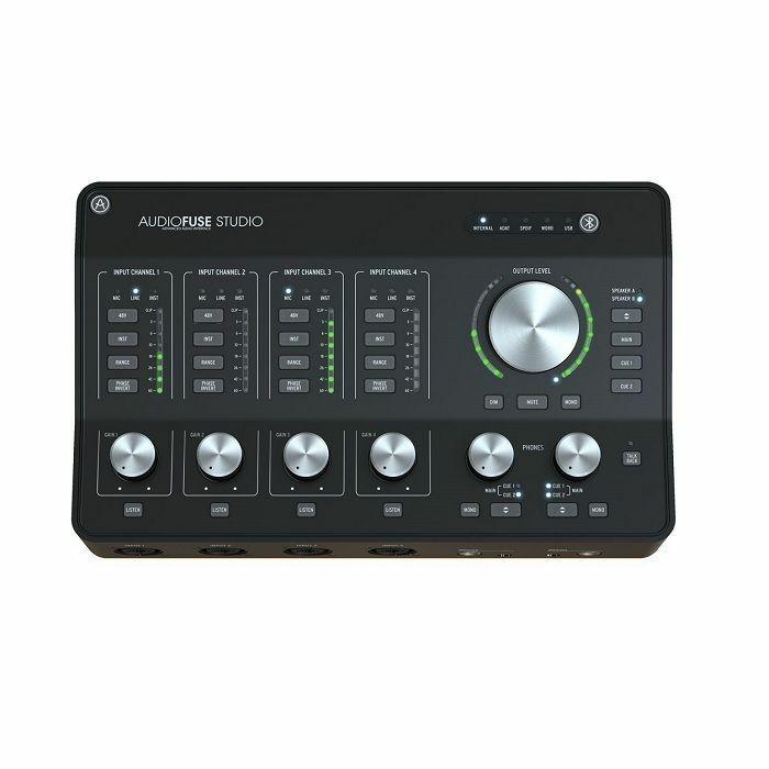 ARTURIA - Arturia AudioFuse Studio Desktop Audio & MIDI Interface