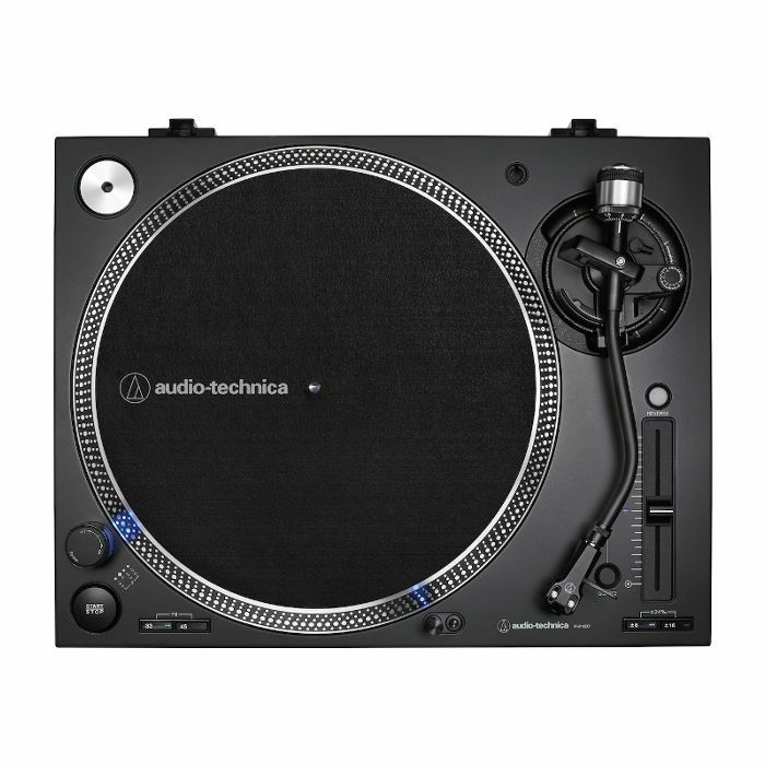 AUDIO TECHNICA - Audio Technica AT-LP140XP Direct Drive Professional DJ Turntable (black)